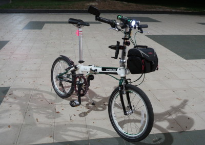 Bicycle Light Sound System 3