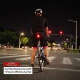 Bike Rear Light A815