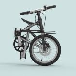 Foldable Commuter Bike gray03_l