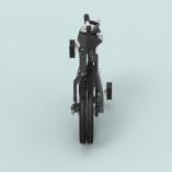 Foldable Commuter Bike gray04