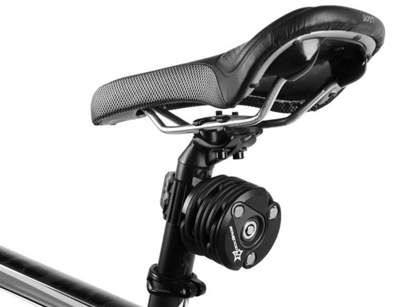 best lightweight bike lock best way to lock a bike. Black Bedroom Furniture Sets. Home Design Ideas
