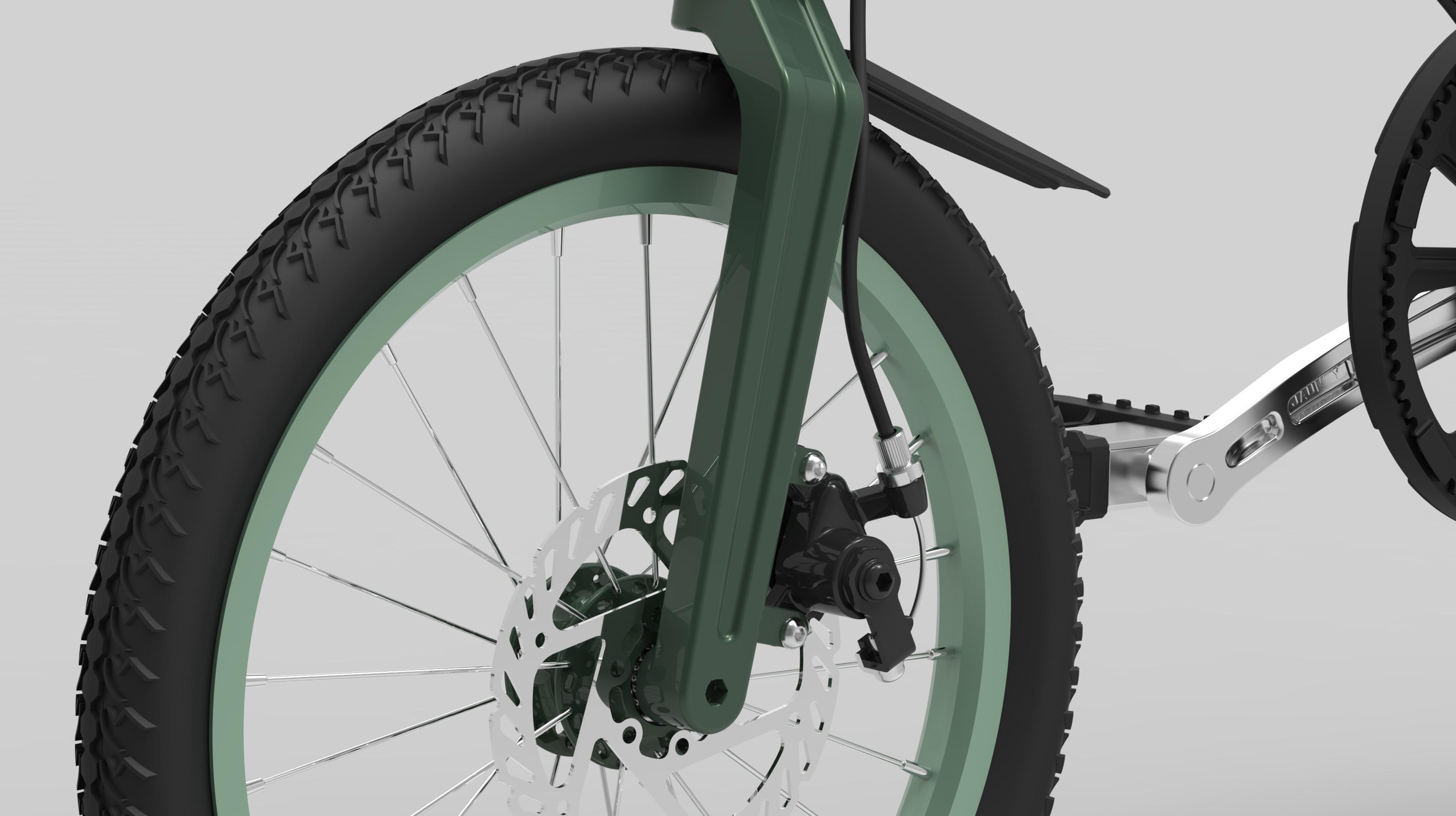 Smallest Folding Bike Lightest Weight Folding Bike