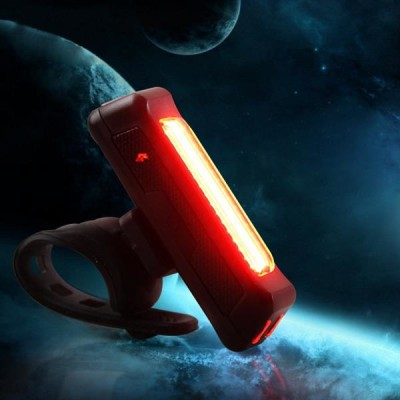 USB Rechargeable Rear Bike Light 1