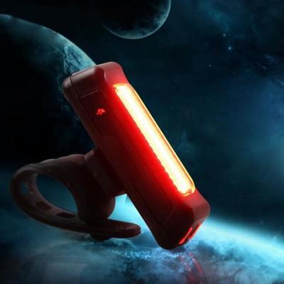 USB Rechargeable Rear Bike Light 1