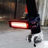 USB Rechargeable Rear Bike Light 2