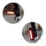 USB Rechargeable Rear Bike Light 4