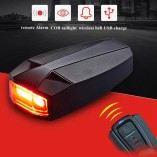 Wireless Bike Alarm Rear Light 10