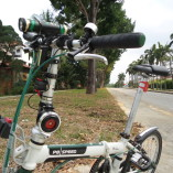 bike alarm system and horn 8