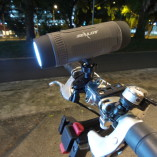 front bike light speaker 9