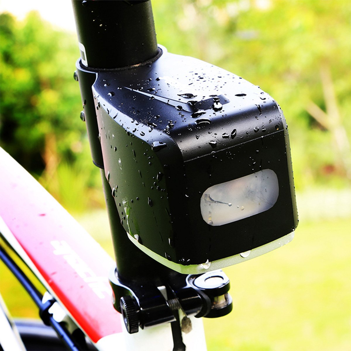 Anti Theft System >> Bike Theft Alarm | Best Bicycle Rear Light