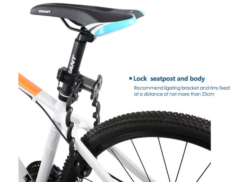 Best Lightweight Bike Lock Best Way To Lock A Bike