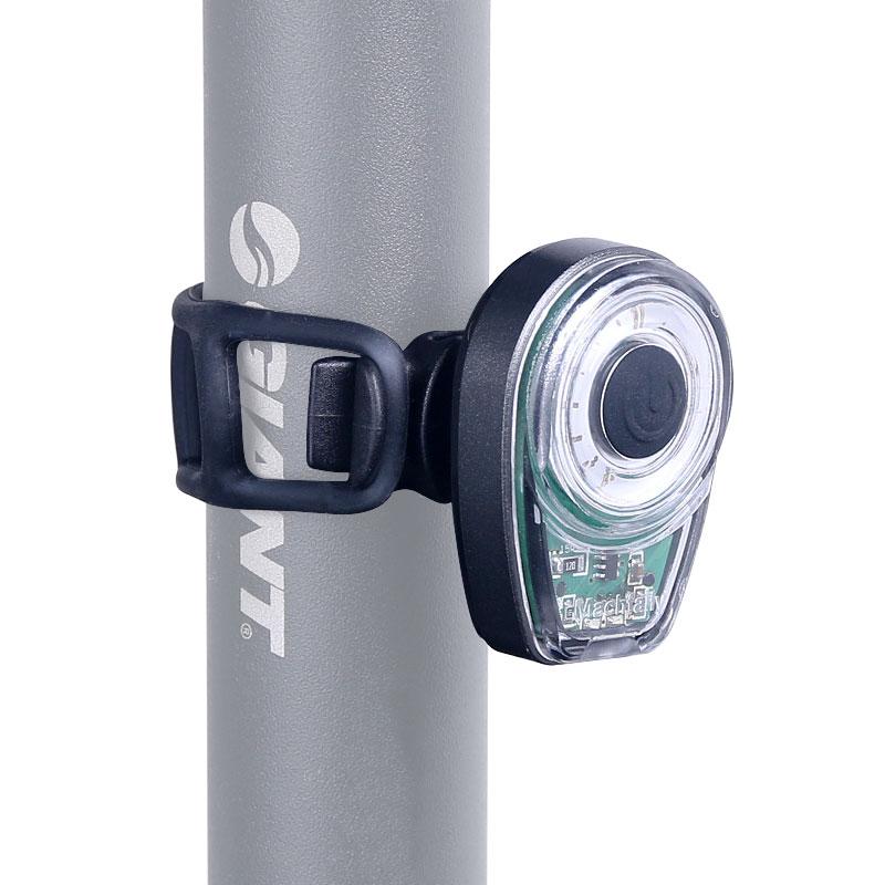 Usb Bicycle Light Usb Rechargeable Bike Helmet Rear Light